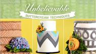Unbelievable Buttercream By Valeri Valeriano & Christina Ong