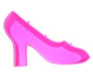 High Heel Shoe Cake Pan--Silicone High Heel-Shaped Baking Mold
