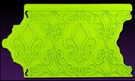 Fleur de Lis PatternPattern Onlay by Marvelous Molds