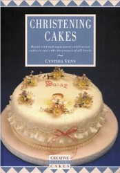 Christening Cakes Book--Discontinued