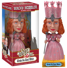 FUNKO WIZARD OF OZ GLINDA THE GOOD WITCH WOBBLER BOBBLEHEAD