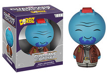 FUNKO DORBZ GUARDIANS OF THE GALAXY: YONDU VINYL FIGURE - CLEARANCE