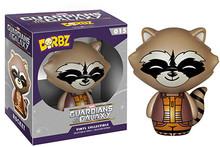 FUNKO DORBZ GUARDIANS OF THE GALAXY: ROCKET RACCOON VINYL FIGURE - CLEARANCE