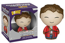 FUNKO DORBZ GUARDIANS OF THE GALAXY: UNMASKED STAR-LORD VINYL FIGURE - CLEARANCE