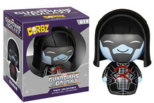 FUNKO DORBZ GUARDIANS OF THE GALAXY: RONAN VINYL FIGURE - CLEARANCE