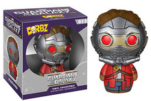 FUNKO DORBZ GUARDIANS OF THE GALAXY: STAR-LORD VINYL FIGURE - CLEARANCE