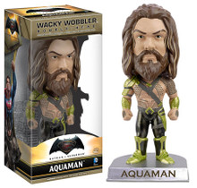 FUNKO BATMAN VS SUPERMAN: AQUAMAN WACKY WOBBLER - CLEARANCE
