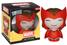FUNKO DORBZ MARVEL: SCARLET WITCH VINYL FIGURE - CLEARANCE