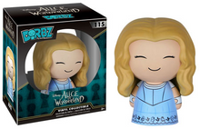 FUNKO DORBZ DISNEY ALICE IN WONDERLAND - THROUGH THE LOOKING GLASS: ALICE VINYL FIGURE # 115 - CLEARANCE