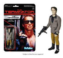 FUNKO REACTION THE TERMINATOR  ACTION FIGURE - WB