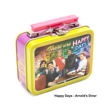 THE COOP RETRO TV TEENY TINS HAPPY DAYS: ARNOLD'S DINER