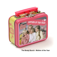 THE COOP RETRO TV TEENY TINS THE BRADY BUNCH: MOTHER OF THE YEAR