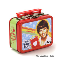 THE COOP RETRO TV TEENY TINS THE LOVE BOAT: JULIE