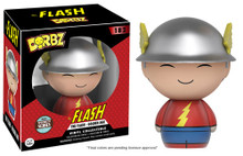 FUNKO DC DORBZ : GOLDEN AGE FLASH VINYL FIGURE SPECIALTY SERIES  - CLEARANCE