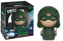 FUNKO DORBZ ARROW: GREEN ARROW VINYL FIGURE
