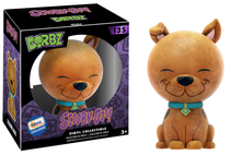 FUNKO DORBZ SCOOBY DOO FLOCKED GEMINI COLLECTIBLES EXCLUSIVE VINYL FIGURE