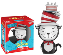 FUNKO DORBZ DR. SUESS: CAT IN THE HAT VINYL FIGURE - PRE-ORDER