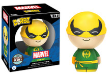FUNKO DORBZ MARVEL: IRON FIST VINYL FIGURE - SPECIALTY SERIES