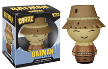 BULK FUNKO DORBZ DC COMICS BATMAN: SCARECROW VINYL FIGURE - CASE OF 6 FIGURES