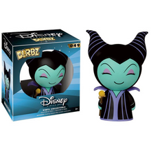 BULK FUNKO DORBZ DISNEY: MALEFICENT VINYL FIGURE - CASE OF 6 FIGURES