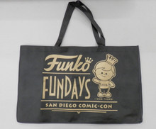 2016 FUNKO FUNDAYS EXCLUSIVE FREDDY FUNKO BLACK CANVAS BAG - CLEARANCE