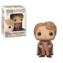 FUNKO POP! MOVIES HARRY POTTER: GILDEROY LOCKHART VINYL FIGURE - PRE-ORDER