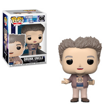 FUNKO POP! TELEVISION SATURDAY NIGHT LIVE: DRUNK UNCLE VINYL FIGURE - PRE-ORDER