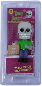 FUNKO BONE DADDY GREEN SHIRT GLOW IN THE DARK COMPUTER SITTER - CLEARANCE