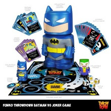 FUNKO BATMAN vs JOKER THROWDOWN GAME
