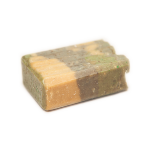 Avocado, Silk Protein, Clays and Herbs - Sea Treasure Shaving Bar