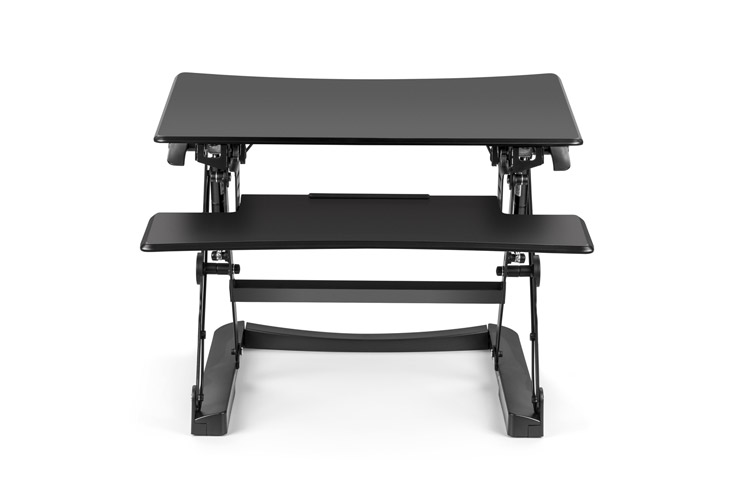 Uplift Adapt X Height Adjustable Standing Desk Converter