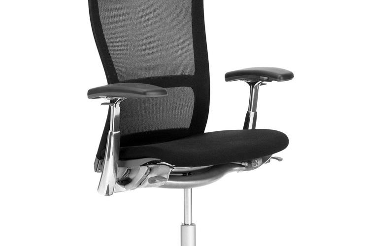 Knoll Life Chair UPLIFT Desk