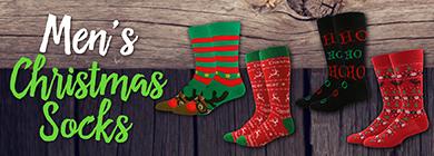 Men's Christmas Socks