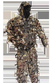 3D Leafy Bugmaster Suit