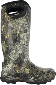 BOGS Bowman Boots Mossy Oak Infinity Size 8 - 1 Pair
