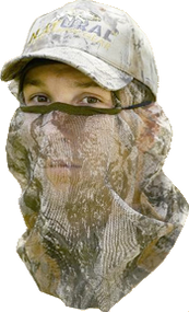 Natural Gear Mask 3/4 Natural Camo