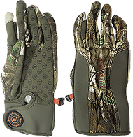 Bow Ranger Touch Tip Gloves Realtree Xtra Medium - 1 Pair