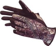 Glacier Lightweight Shooting Gloves RTAP Xlarge - 1 Pair