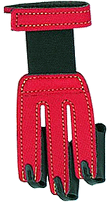 Neet Youth Regular Gloves Red