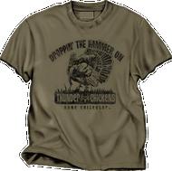 Bone Collector Thunder Chicken Short Sleeve T-Shirt Dust 2X