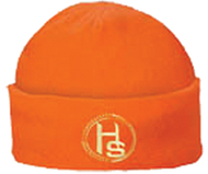 HS Tek 4 Fleece Cap Orange