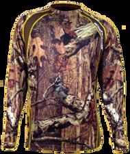 Robinson 1.5 Performance Long Sleeve Shirt  Lg Trinity Tech Realtree Xtra Camo
