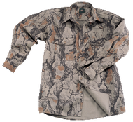 Natural Gear Bush Shirt Natural Camo Xlarge