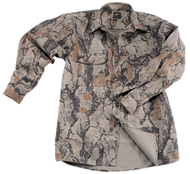 Natural Gear Bush Shirt Natural Camo Large
