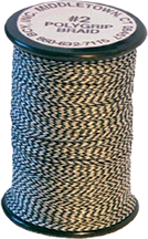"""BCY #2 Poly Grip Braided Serving .025"""" 60 Yards Bowstring Material"""