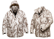 Natural Gear Waterproof Insulated Parka Snow Camo Xlarge