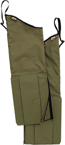 Scale Tech Snake Chaps Olive Drab Husky/Regular