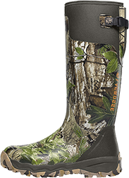 "La Crosse Womens Alpha Burly Pro 15"" Realtree Green Size 5 - 1 Pair Boots"