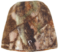 Womens Sherpa Beanie Realtree All Purpose OSFM