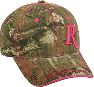 Outdoor Cap Womens Remington Pink R Hat Mossy Oak Infinity